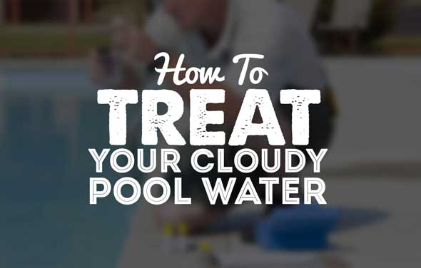 Test the pool water