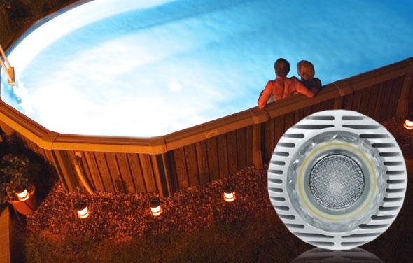 Above Ground Pool Light Review Aqualuminator
