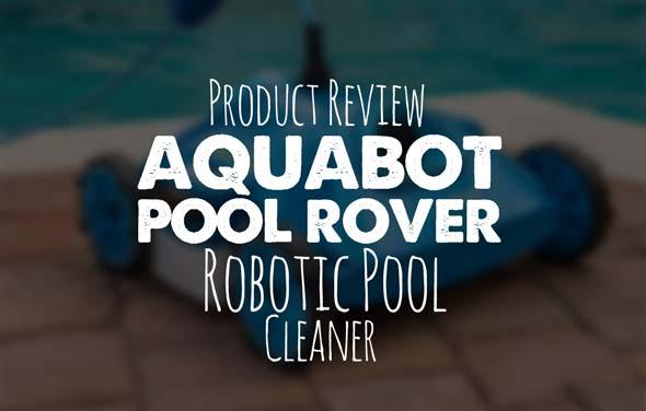 Aquabot Pool Rover Robotic Pool Cleaner S2-40