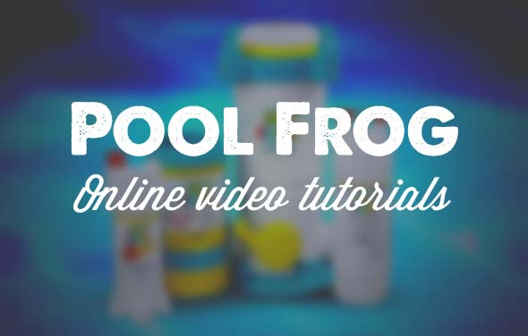 How the Pool Frog Works