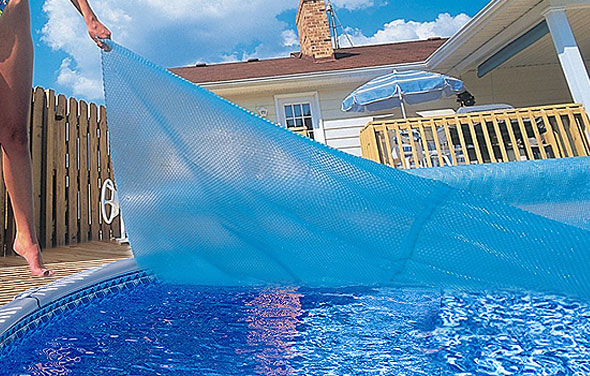 Swimming Pool Solar Heat Cover