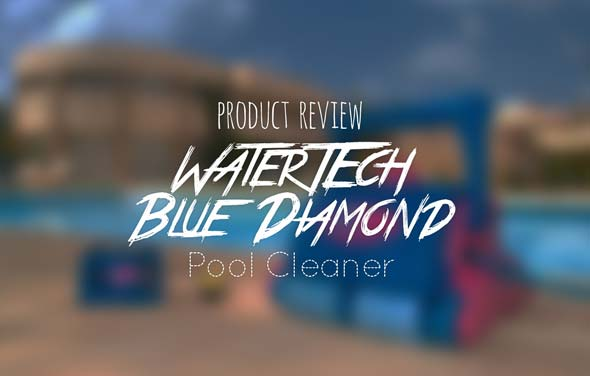 WaterTech Blue Diamond Pool Cleaner BLD03