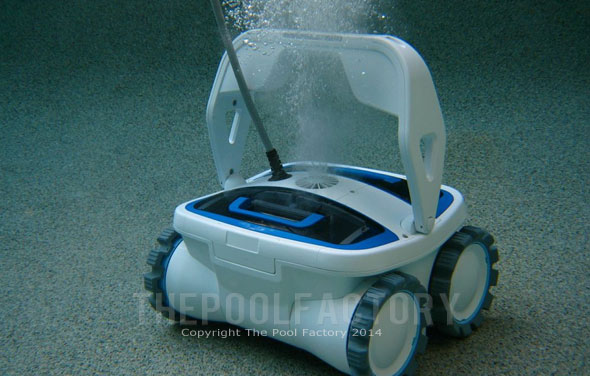 Solaxx Harmony Robotic Pool Cleaner