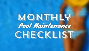 Pool Care Maintenance Checklists The Pool Factory