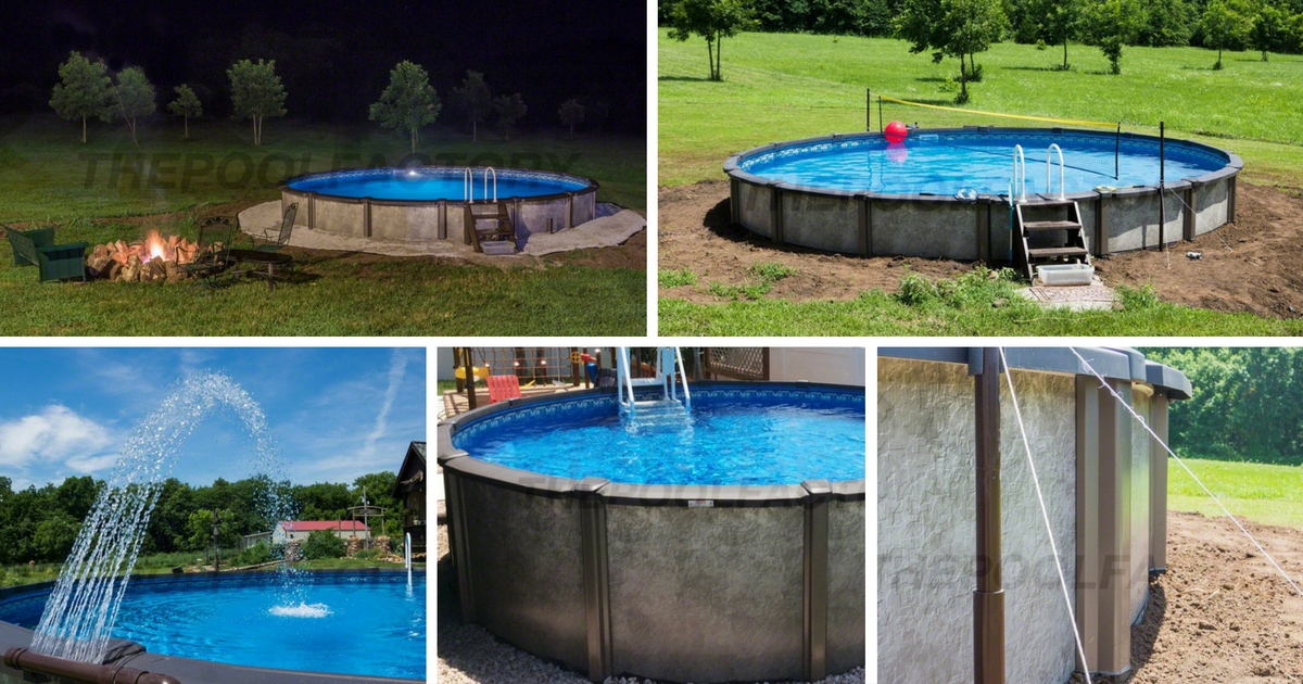 Saltwater lx swimming pool gallery the pool factory - Saltwater swimming pool maintenance ...