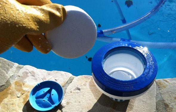 Handling Pool Chemicals