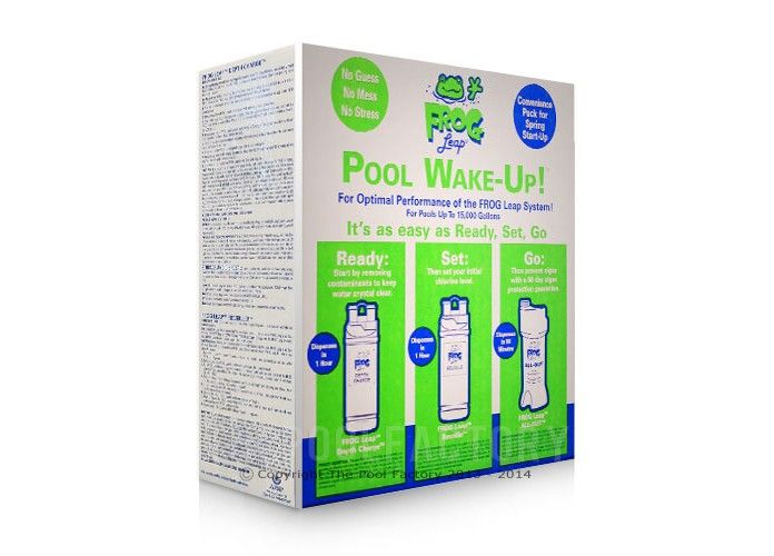Pool Frog Wake Up Kit