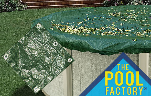 Best Above Ground Winter Pool Covers The Pool Factory