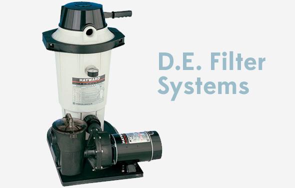 DE Filter Systems