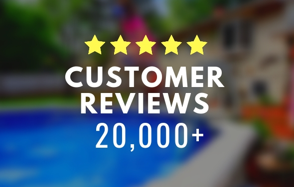 20,000+ Above Ground Pool Reviews
