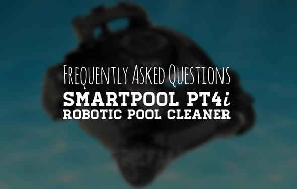 Smartpool PT4i - Frequently Asked Questions