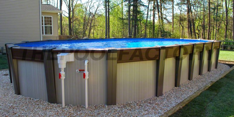 Contempra Above Ground Pool