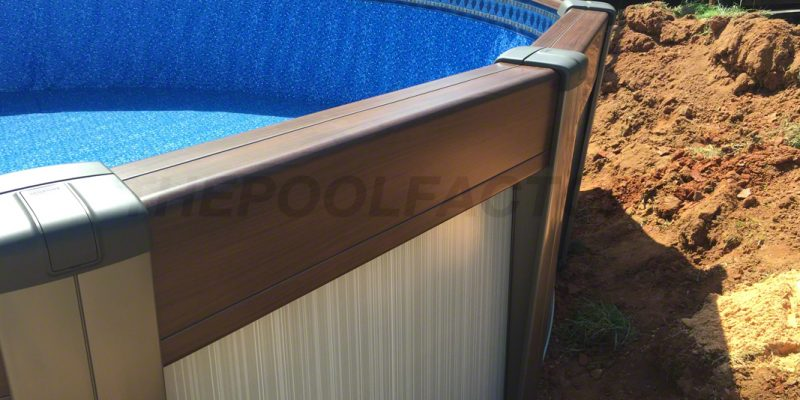 Contempra Round Pool Install