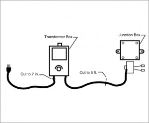 Aqualuminator Bulb Replacement