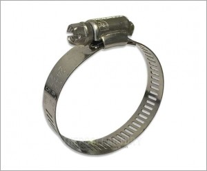 Aqualuminator Hose Clamp