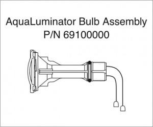 Aqualuminator Bulb Assemby