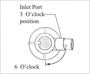 Inlet Port Aqualuminator