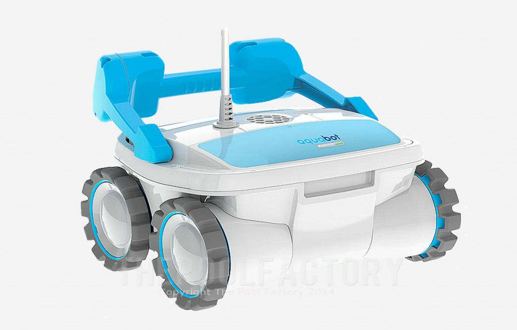 Aquabout Breeze Robotic Pool Cleaner