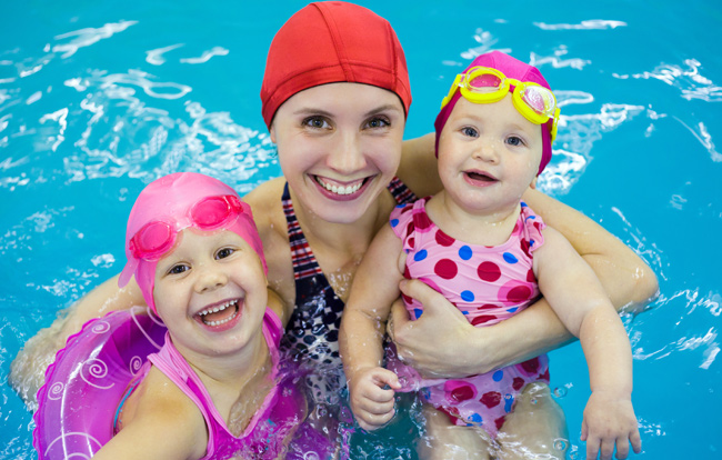 health benefits of an above ground pool