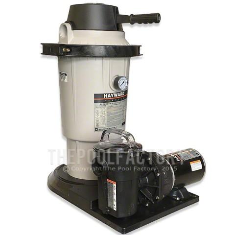 Hayward Perflex EC40 D.E Filter System