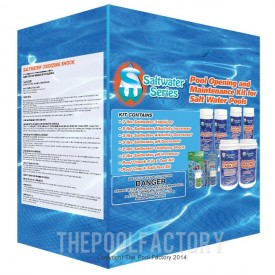How To Open Your Saltwater Swimming Pool