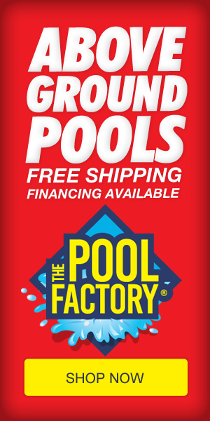 Shop Above Ground Pools at The Pool Factory