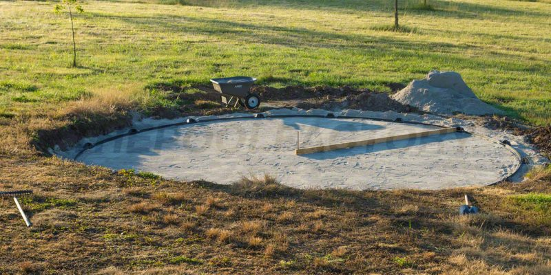 Above Ground Pool: Alfred T #06
