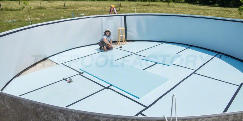 Above Ground Pool: Alfred T #09