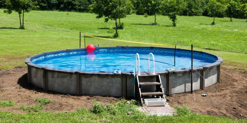 Above Ground Pool: Alfred T #19