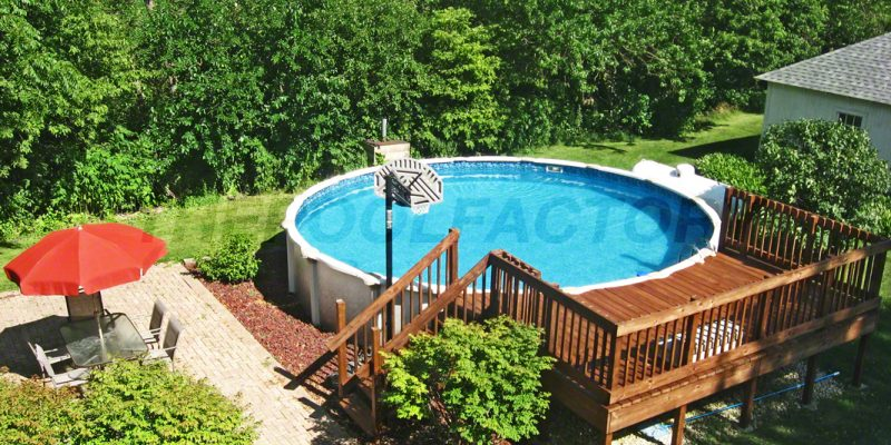 Above Ground Pools #537