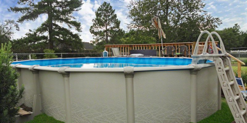 Above Ground Pools #553