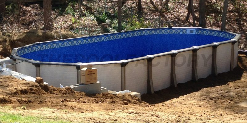 Above Ground Pools #583