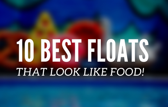 10 Best Floats That Are Also Foods