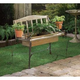 bench-patio-pot-stand