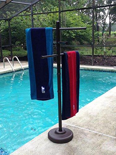 outdoor-pool-spa-towel-rack