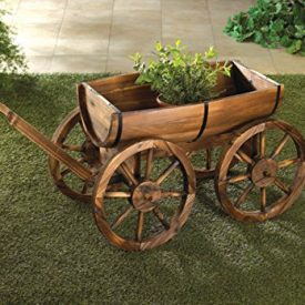 wagon-wheel-planter