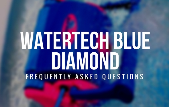 WaterTech Blue Diamond Frequently Asked Questions