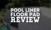 Pool Liner Floor Pad