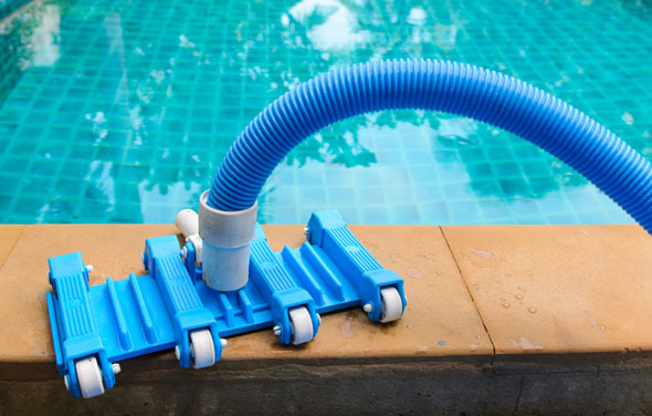 Weekly Pool Maintenance Step 3