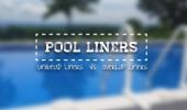 Pool Liner Unibead vs Beaded