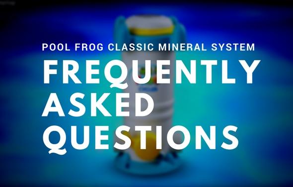 Pool Frog Classic Troubleshooting (FAQ)