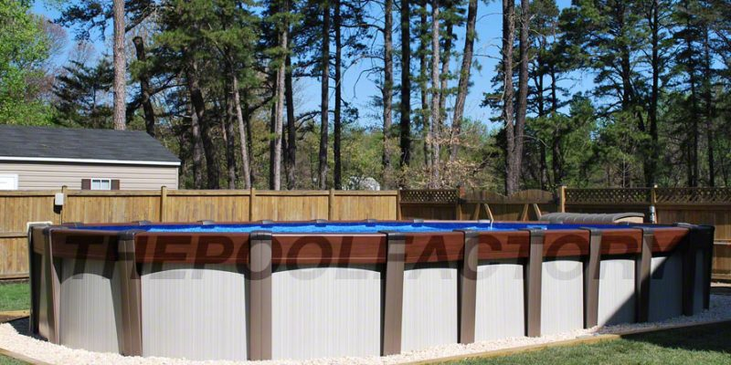 Contempra Oval Pool