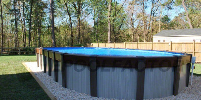 Contempra Above Swimming Ground Pool