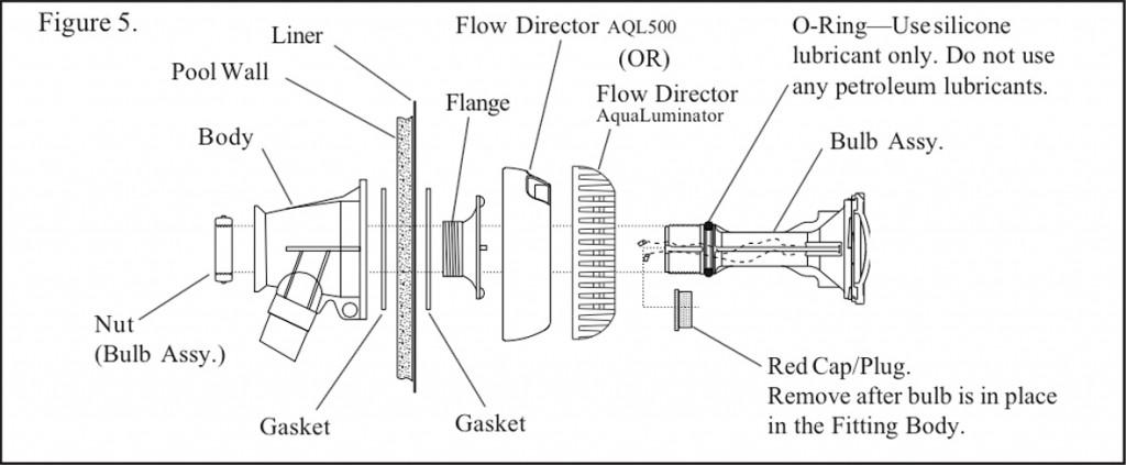 Aqualuminator Light Bulb Replacement