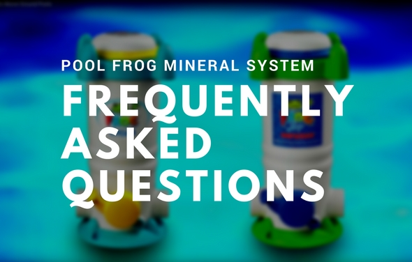 Pool Frog Chemicals – Frequently Asked Questions