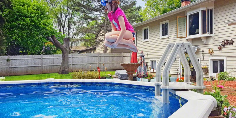 Above Ground Pools: Marie #21