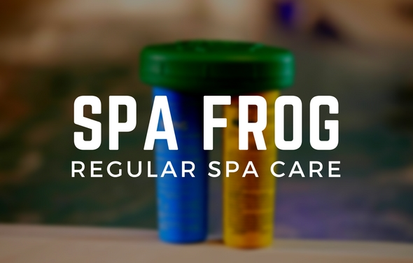 Spa Frog - Care