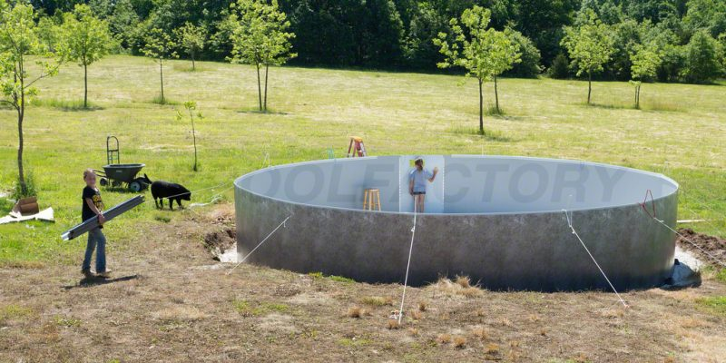 Above Ground Pool: Alfred T #08