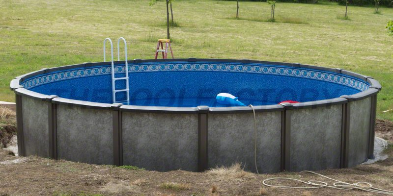Above Ground Pool: Alfred T #11