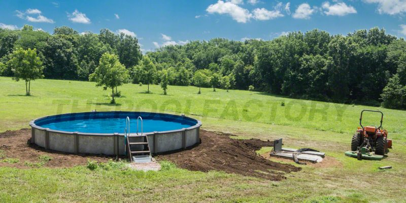 Above Ground Pool: Alfred T #17